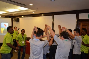 Team Building Malaysia, Team Building Brunei