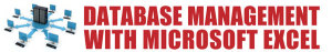 Database Management with Microsoft Excel