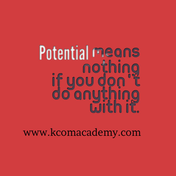potentialmeansnothing