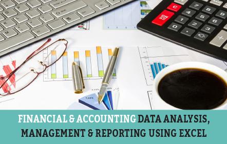 financial data analysis microsoft excel hcs 577