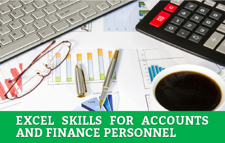 Excel Skills for Accounts and Finance Personnel (Brunei)